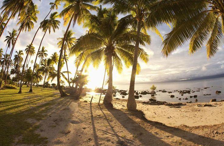 Немножко истории...  Первым из европейцев, кто открыл острова #Фиджи остальному миру, был голландец: Абель Тасман наткнулся на архипелаг в 1692 году. Тасман не придал большого значения островам в океане — им двигала идея найти большой южный материк, который он чуть позже и обнаружил на месте Австралии, заодно открыв Новую Зеландию и гигантское количество архипелагов. Позже на Фиджи мимоходом побывал Кук, а в 1789 году именно острова Ясава описал страдалец капитан Уильям Блай. Тот самый…