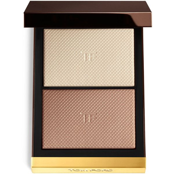 TOM FORD Skin Illuminating Powder Duo found on Polyvore