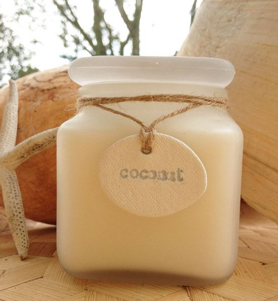 100% #coconut #soycandles from www.whitecoconut.com.au