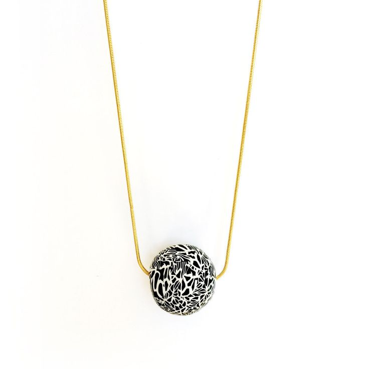 Image of Ball necklace