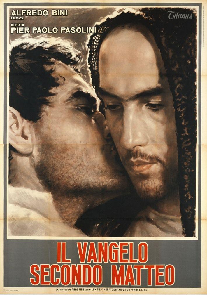 """Il Vangelo secondo Matteo"" (1964). Country: Italy. Director: Pier Paolo Pasolini."