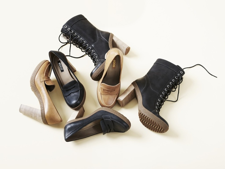 Comfort and style, 2 in 1!   Ecco shoes, Baneasa Shopping City