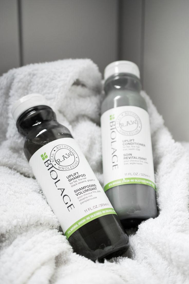 Biolage Raw Supershampoo mit natürlichen Inhaltsstoffen
