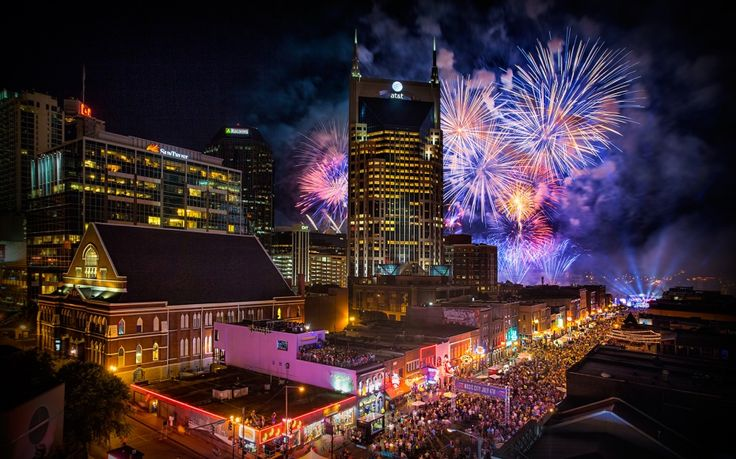 music city july 4th 2016