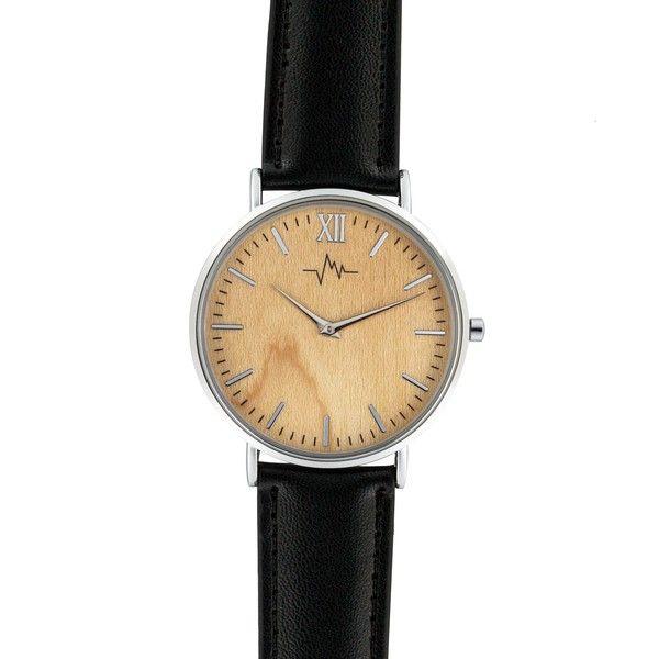 Zegarek męski z czarnym paskiem Andreas Östen Smootho