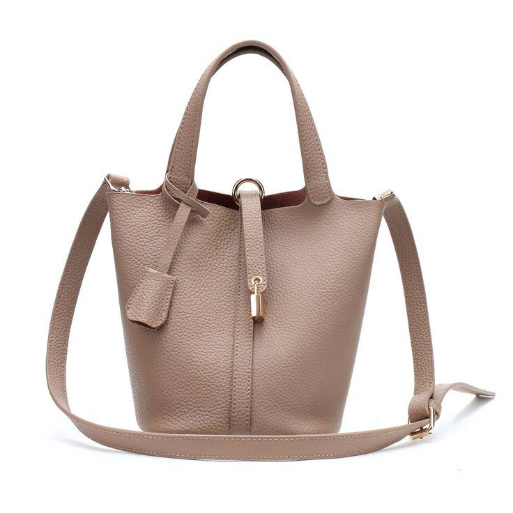 Mini kožená kabelka přes rameno nebo do ruky Celine Genuine Leather teď za akční cenu 999 Kč