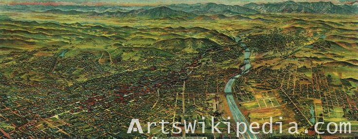Los Angeles old image #map #history_map #world_map #old_map #historical_map #los_angeles_old_landscape #los_angeles_old_image