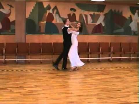 how to dance waltz basic natural spin turn