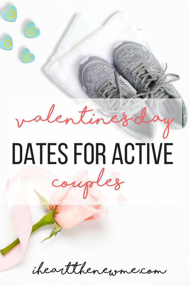 Valentine's Day Dates For Active Couples