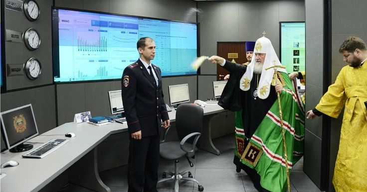 Images Of Russian Priest Blessing PC With Holy Water To Fight Ransomware Attack Have Gone Viral http://bit.ly/2pZWXKa
