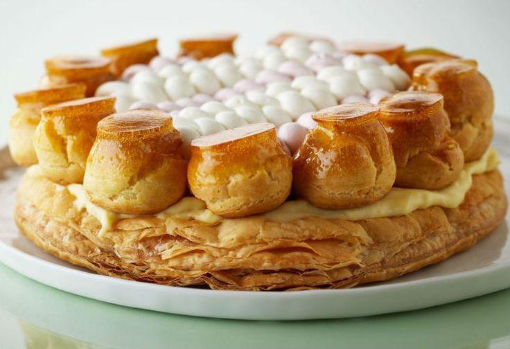 St Honore Cake Recipe Easy