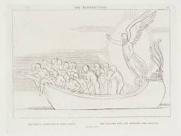 After John Flaxman 'The Benediction', 1807