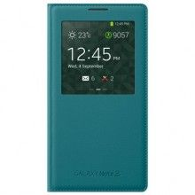 Original Samsung S-View Cover Galaxy Note 3 - Mint Blau  49,99 €