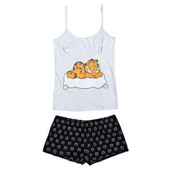 Womensecret garfield pyjama summer