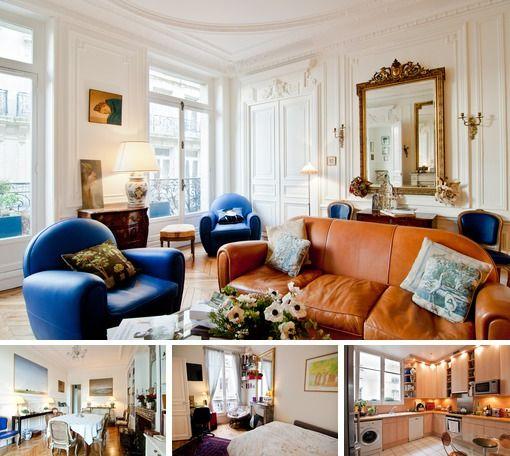 Rue De Narbonne   Paris   Great 3 Bedroom Apartment Rental