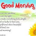 Sweet Good Morning Messages and Romantic Good Morning Text Messages