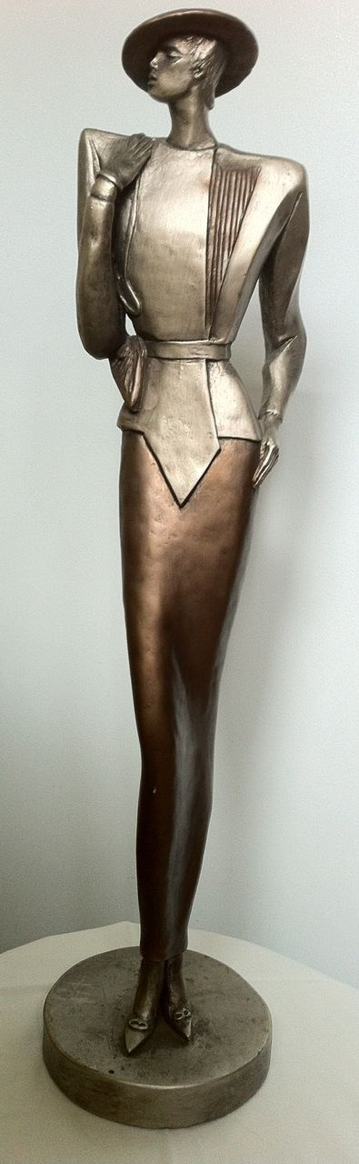 art deco sculpture