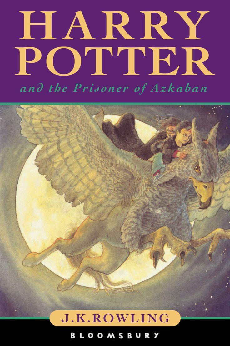 Harry Potter and the Prisoner Of Azkaban ( My favorite book)