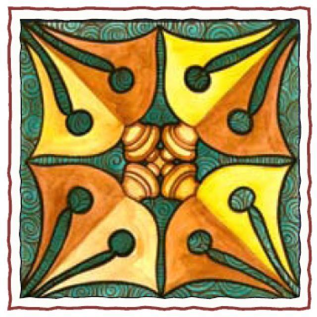 Sacred Symbols of Hinduism - Image of the 'Trishula' or Trident