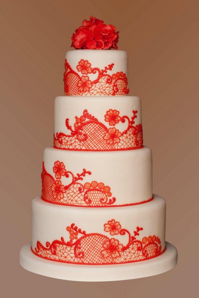 Daniel Satu Mare Wedding Cake