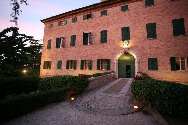 Agriturismo Castello di Monterado http://www.marchetourismnetwork.it/?place=agriturismo-castello-di-monterado