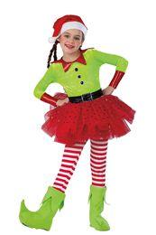 15631 Art Santa's Workshop | Novelty Holiday Dance Costumes | Dansco 2015 | Pinterest Keywords: Christmas Elves Santa's Little Helpers
