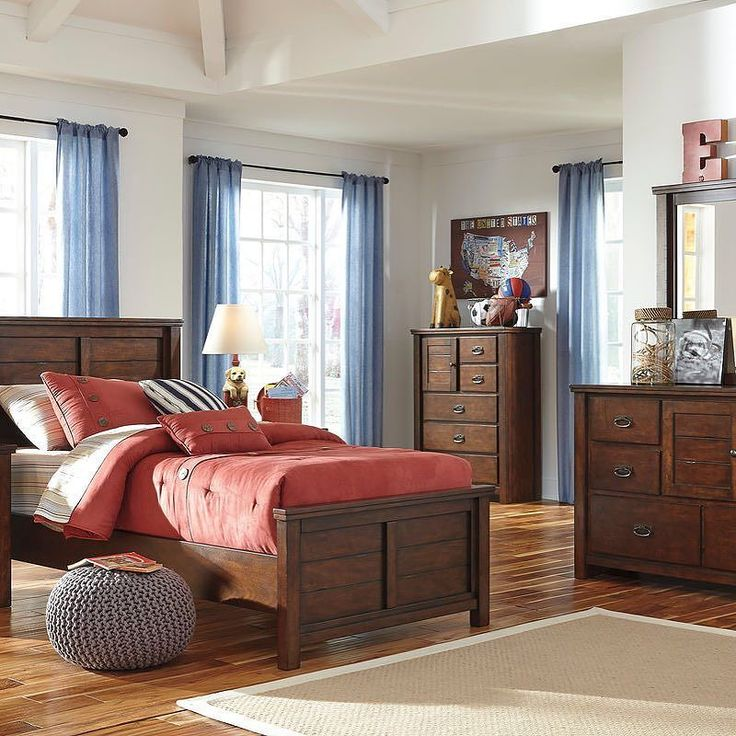 That Furniture Outlet - Minnesota's #1 Furniture Outlet. We have exceptionally low everyday prices in a very relaxed shopping atmosphere. Ashley Ladiville 6 Piece Bedroom Suite http://ift.tt/2bbD6DE #thatfurnitureoutlet  #thatfurniture