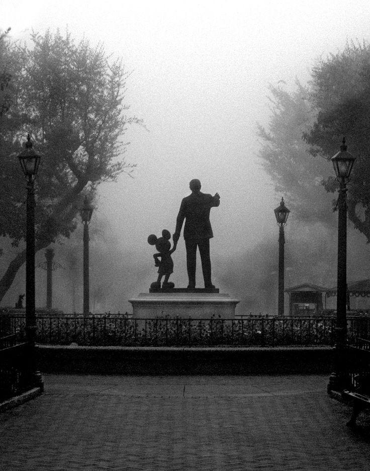 Walt & Mickey...love this!