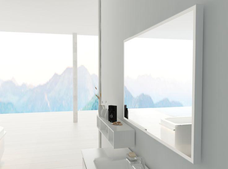 Oltre 25 fantastiche idee su Badezimmerspiegel beleuchtet su - badezimmerspiegel nach mass