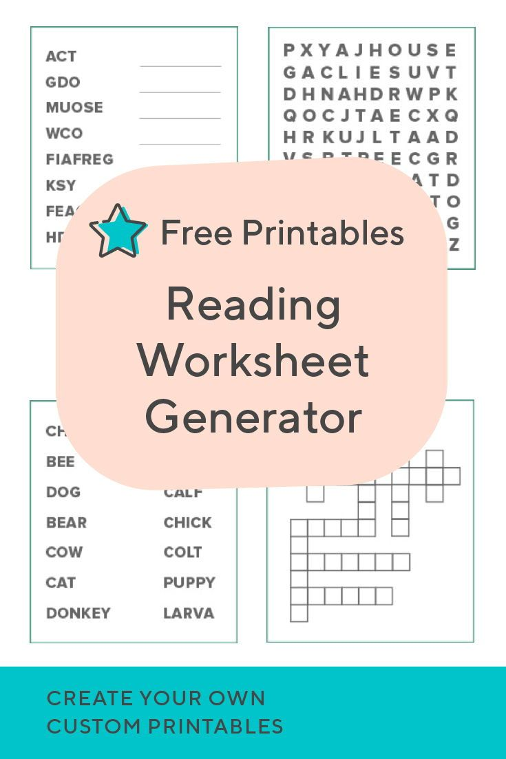 First Grade Spelling Worksheet Generator [ 1102 x 735 Pixel ]