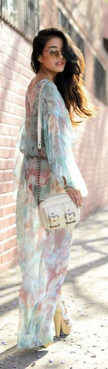 Pastel street style   The House of Beccaria~