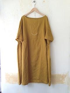 robe lin safran