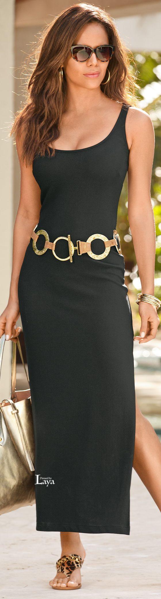 Vestido día elegante