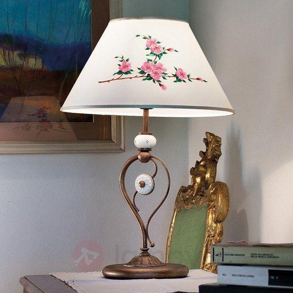 Mocno świecąca lampa stołowa Francesca 3517105