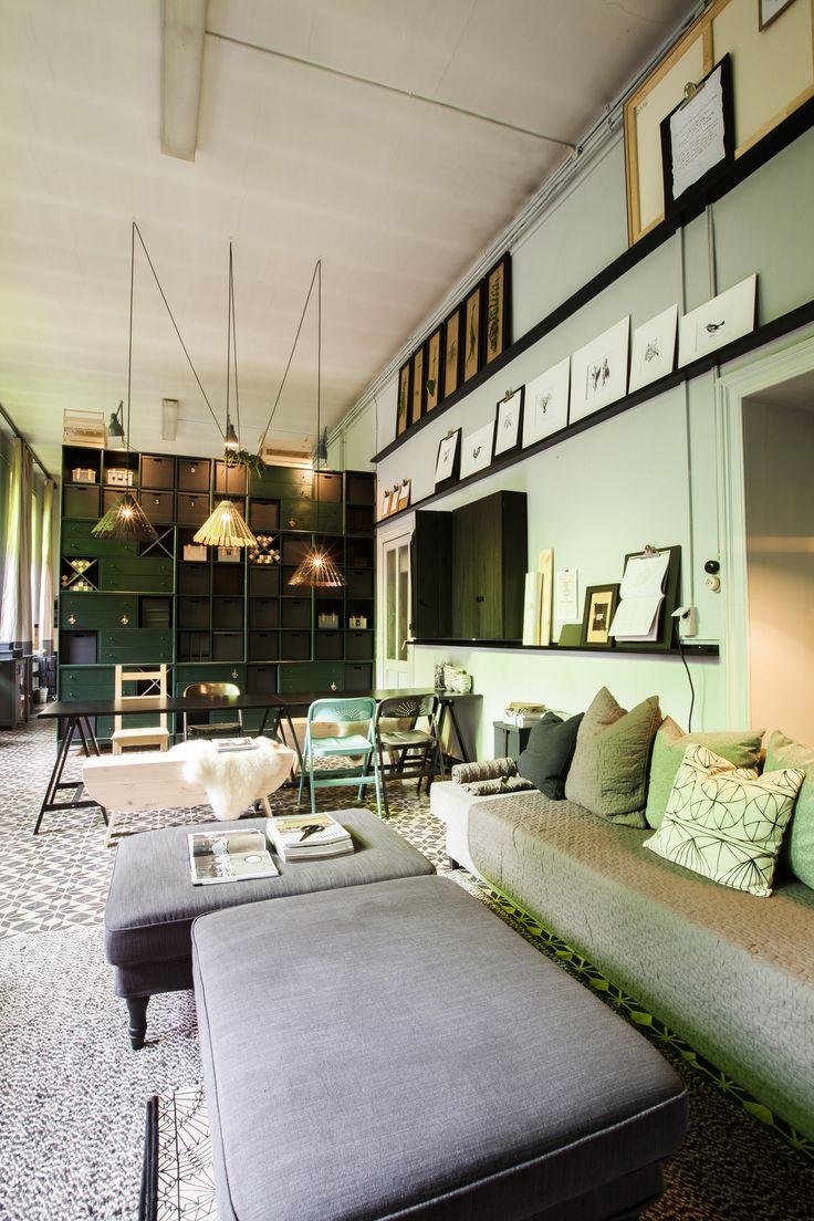 Motel Room Interiors: Voici La Chambre IKEA Créée Pour L'hôtel éphémère 'Eyes