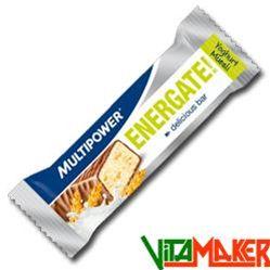 ENERGATE BALANCE by MULTIPOWER - 35 g Fragola-Vaniglia. SCONTO 60%. Barretta energetica con carboidrati e proteine. Caratteristiche: - Basso contenuto di grassi - Mix di carboidrati per un rilascio prolungato di energia - Fruttosio per stabilizzare il rilascio di insulina - Proteine di qualità per supportare i muscoli Come spuntino per e post-workout, a metà mattina o a metà pomeriggio. #vitamaker #integratori #barrette #proteine #carboidrati #multipower #sconto