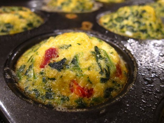 Easy and Delicious Breakfast – Omelet Muffins Recipes