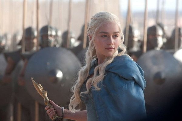 Fill in the Blank: Daenerys Targaryen Quotes - Think you're an expert on the Mother of Dragons' incendiary quotes? Prove it! - Quiz