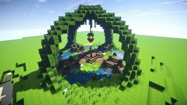 cute garden minecraft - Google Search in 2020   Minecraft ...