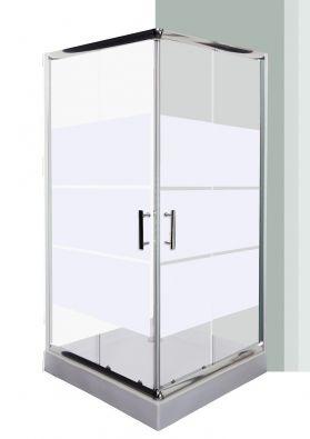 Spirit New Line szögletes zuhanykabin