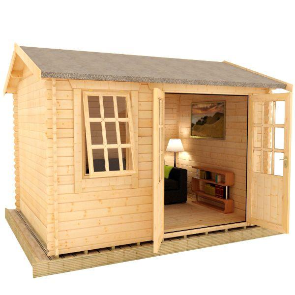 Log Cabins Ireland in Stock Newbridge Great Prices MCLDirect