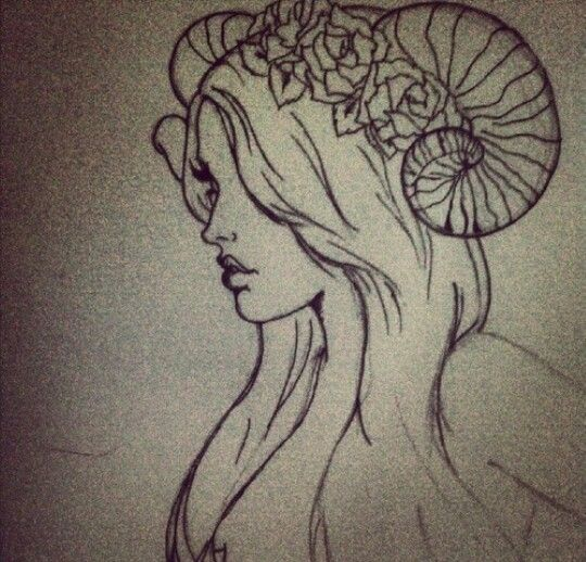 Aires tattoo tattoos pinterest tattoo and piercings for Flowers for aries woman