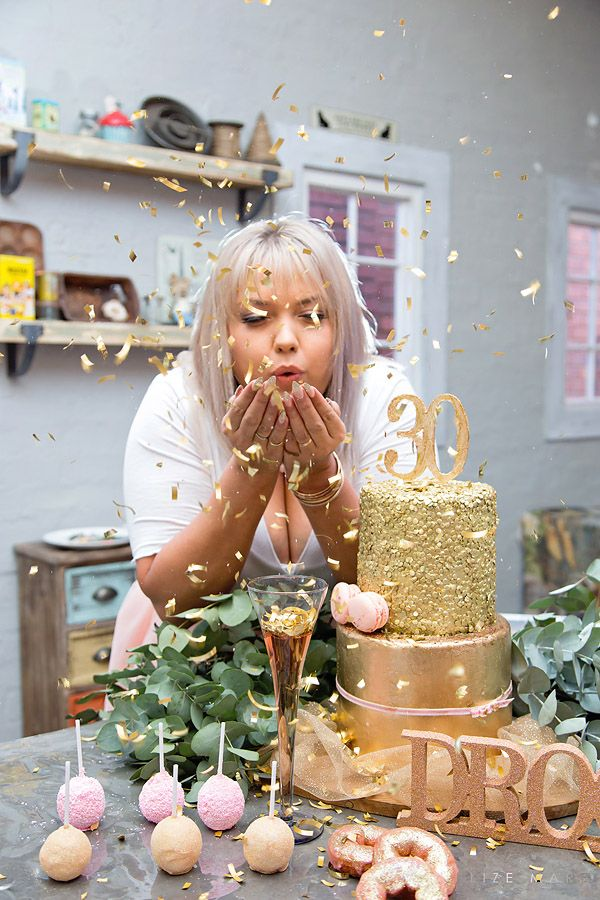 Elize Mare Photography 30th Glitter Birthday