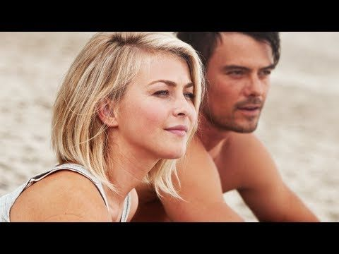"""Nicholas Sparks fans, rejoice: """"Safe Haven,"""" the blockbuster author's 2010 release, has been adapted into a film starring Julianne Hough and Josh Duhamel. In theaters Valentine's Day 2013."""