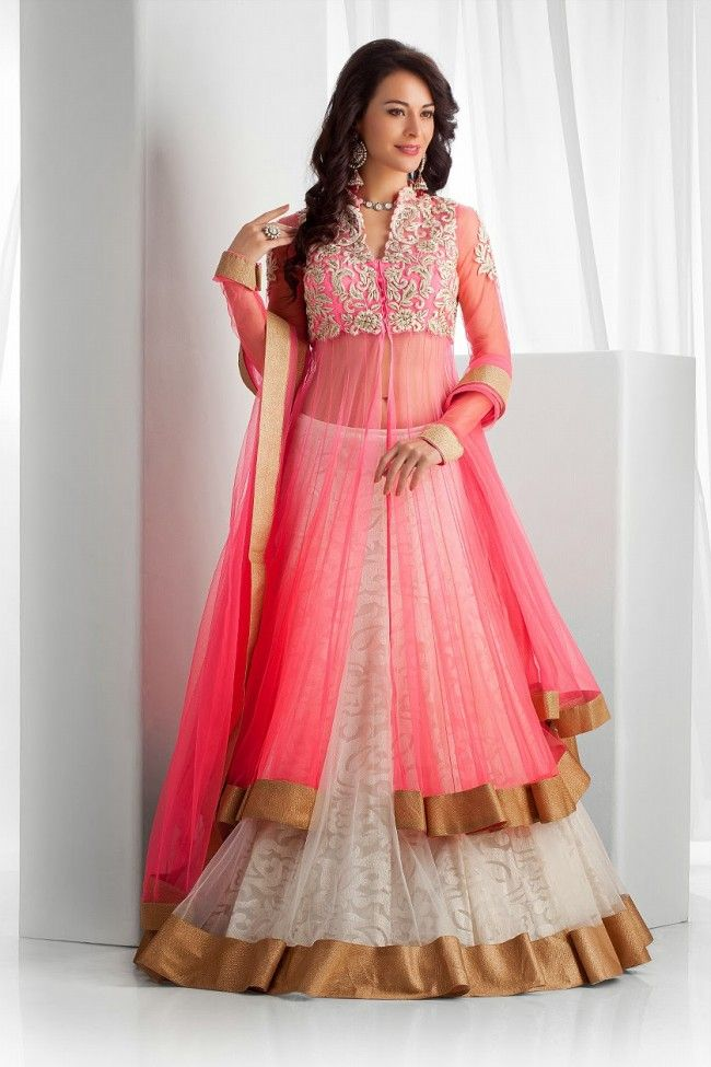 25  best ideas about Indian dresses on Pinterest | Indian lehenga ...