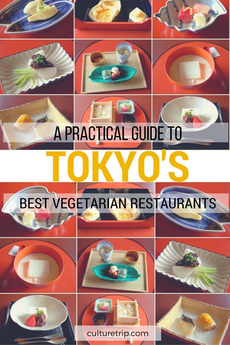 8 Best Vegetarian Restaurants In Tokyo
