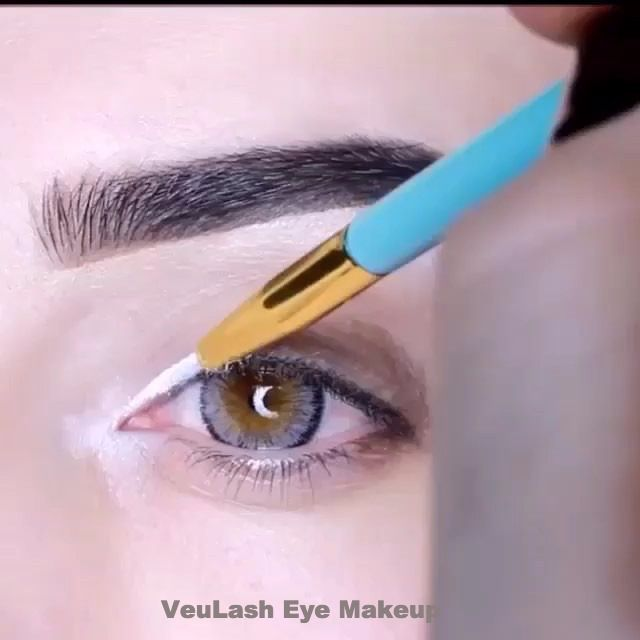 VeuLash Eye Makeup trial. Follow us for future eye makeup tutorials. #eyelovewispies #eyelash #eyelashes #eyemakeup Click on this to find more