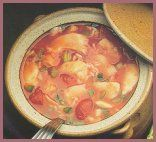 History of Cod Chowder and Fish Stew
