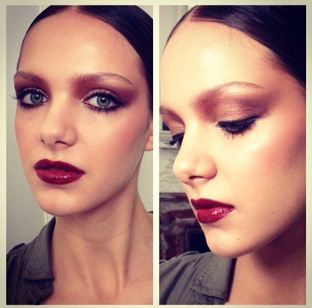 Editorial makeup