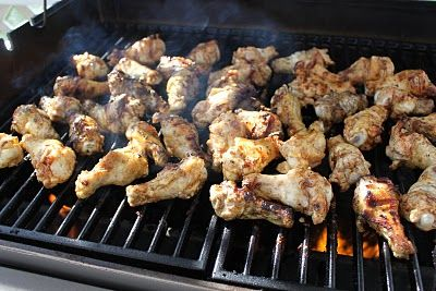 What's Cookin' Italian Style Cuisine: Curt's Italian Style Grilled Wing Guest Post RecipeSauces Recipe, Style Cuisine, Guest Post, Dips Sauces, Grilled Chicken, Italian Style, Grilled Wings, Post Recipe, Chicken Wings